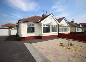 Thumbnail 2 bed semi-detached bungalow for sale in Lincoln Avenue, Thornton-Cleveleys