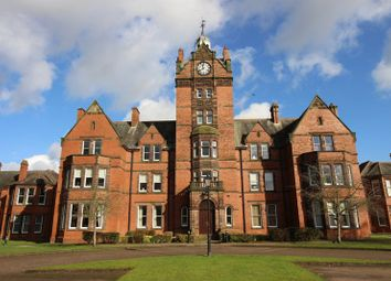 Thumbnail 2 bed flat for sale in St Edwards Hall, Cheddleton, Staffordshire