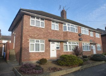 Thumbnail 2 bedroom flat to rent in Cora Road, Kettering