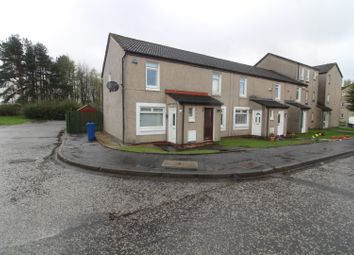 Thumbnail 2 bed end terrace house for sale in Monymusk Gardens, Glasgow