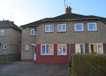 Thumbnail 3 bed semi-detached house for sale in Bagge Road, King's Lynn