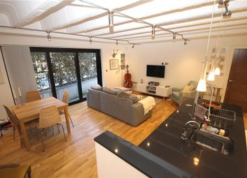 Thumbnail 1 bed flat for sale in The Bourne, Gogmore Lane, Chertsey, Surrey