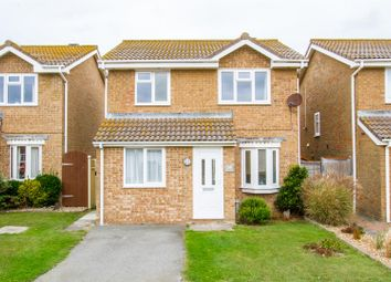 Thumbnail 3 bedroom detached house for sale in Cricketfield Road, Seaford