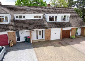 Thumbnail 3 bed terraced house for sale in Old Manor Close, Ifield, Crawley