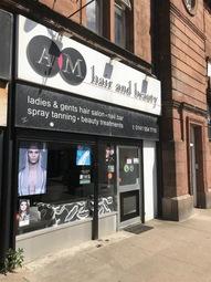 Thumbnail Retail premises for sale in London Road, Glasgow