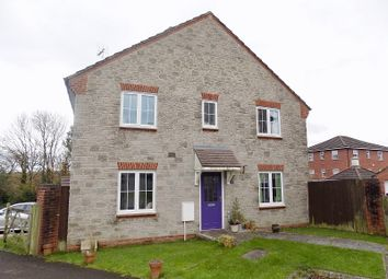 Thumbnail 3 bed end terrace house for sale in Lowland Close, Broadlands, Bridgend.