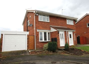 Thumbnail 2 bed semi-detached house for sale in Burnham Close, Widnes