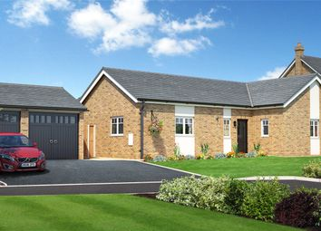 Thumbnail 3 bed bungalow for sale in Plot 6 Henlle Ridge, Chirk Road, Henlle, Oswestry, Shropshire