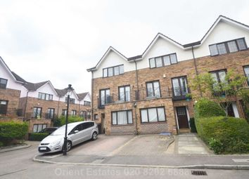 Thumbnail 4 bed mews house for sale in Hollyview Close, London