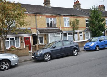 Thumbnail 3 bed terraced house to rent in Belsize Avenue, Peterborough