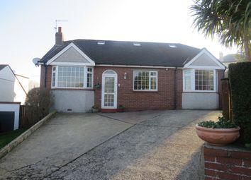 Thumbnail 4 bedroom detached bungalow for sale in Carlton Close, Preston, Paignton
