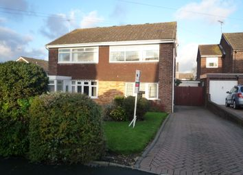 Thumbnail 3 bed semi-detached house to rent in Holme Rise, Penkridge