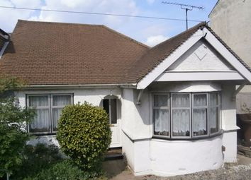 Thumbnail 2 bed bungalow to rent in Leslie Road, Gillingham