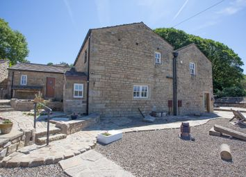 Thumbnail 4 bed barn conversion for sale in Lane Top, Winewall, Colne