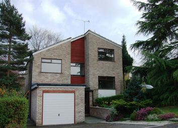 Thumbnail 4 bed detached house to rent in Pineridge Close, Bromborough, Wirral
