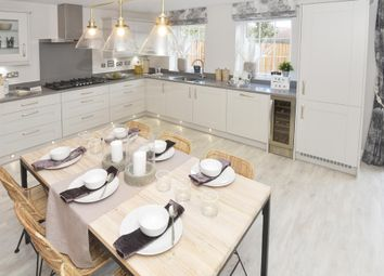 "Thumbnail 5 bed detached house for sale in ""Lichfield"" at The Lane, Lidlington, Bedford"