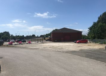 Thumbnail Light industrial to let in Secure Compound/Yard, Dunraven Business Park, Bridgend