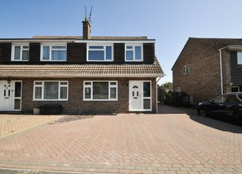 Thumbnail 3 bed semi-detached house for sale in The Rundels, Benfleet