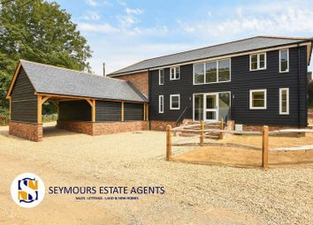 Thumbnail 2 bed barn conversion for sale in Mill Lane, Forest Green, Dorking