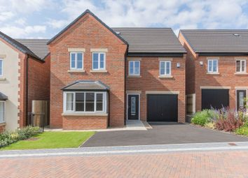 Thumbnail 5 bed detached house for sale in Main Street, South Hiendley, Barnsley, South Yorkshire