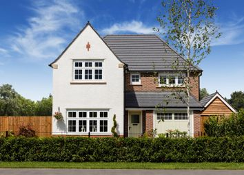 Thumbnail 4 bed detached house for sale in Lancaster Green At Woodford Garden Village, Chester Road, Cheshire