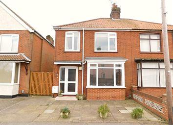 3 bed semi-detached house for sale in High Street, Walton, Felixstowe IP11