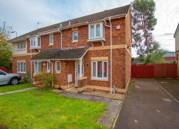 Thumbnail 3 bedroom semi-detached house for sale in Allen Close, Old St Mellons