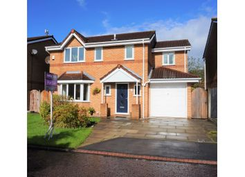 Thumbnail 4 bedroom detached house for sale in Whitebeam Close, Preston