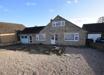 Thumbnail 3 bed detached bungalow for sale in Pittywood Road, Wirksworth, Matlock