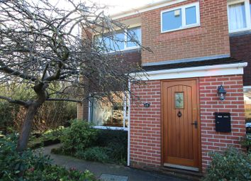 Thumbnail 3 bed end terrace house for sale in Croft End, Little Eaton, Derby