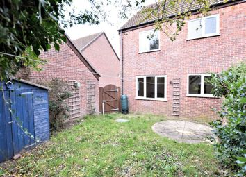 Thumbnail 1 bed end terrace house for sale in Garlondes, East Harling, Norwich