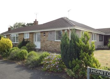Thumbnail 2 bed bungalow to rent in Honiton Close, Stafford
