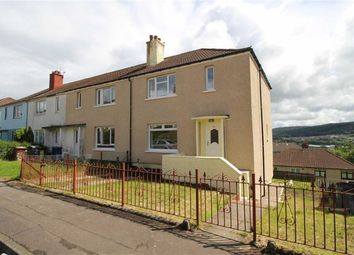 Thumbnail 3 bed end terrace house for sale in Devon Road, Greenock, Renfrewshire