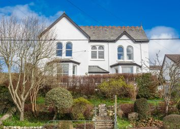 Thumbnail 4 bed detached house for sale in Egloshayle Road, Wadebridge