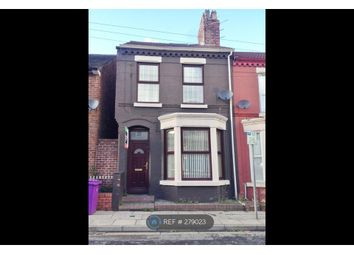 Thumbnail 4 bed terraced house to rent in Newburn Street, Liverpool