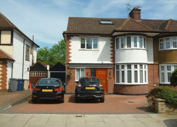 Thumbnail 5 bed semi-detached house for sale in Highview Avenue, Edgware