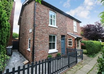Thumbnail 2 bed semi-detached house for sale in Church Walk, Wilmslow, Cheshire