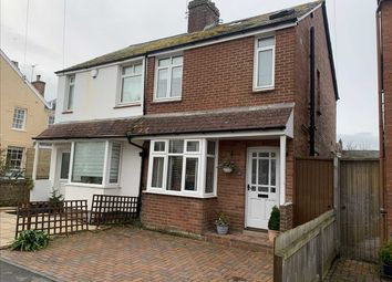 Thumbnail 3 bed semi-detached house for sale in Chapel Place, Fore Street, Topsham, Exeter