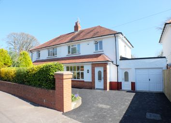 Thumbnail 3 bedroom semi-detached house for sale in Southward Lane, Langland, Swansea