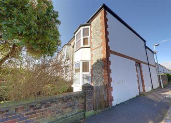 Thumbnail 2 bed end terrace house for sale in Lyndhurst Road, Worthing, West Sussex