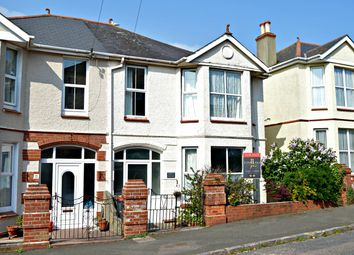 Thumbnail 5 bedroom semi-detached house for sale in Perinville Road, Babbacombe, Torquay