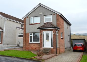 Thumbnail 3 bed detached house for sale in Mirren Drive, Duntocher