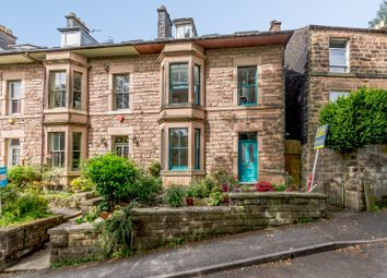 Thumbnail 4 bed terraced house for sale in Brunswood Road, Matlock Bath