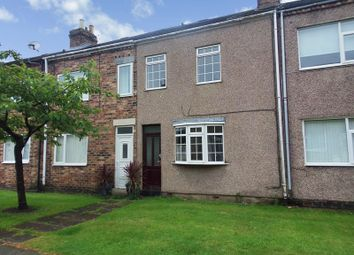 Thumbnail 3 bedroom terraced house for sale in Ridley Street, Cramlington
