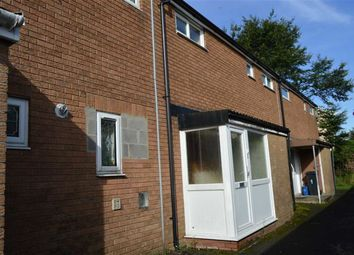 Thumbnail 3 bed terraced house for sale in Trevor Close, Pant, Merthyr Tydfil