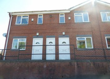 Thumbnail 1 bed property to rent in Bucknall Old Road, Hanley, Stoke-On-Trent