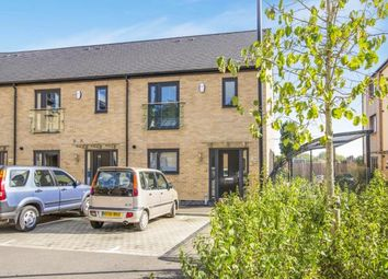 Thumbnail 3 bed end terrace house for sale in Nightingale Mews, Primrose Lane, Huntingdon, Cambridgeshire