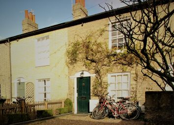 Thumbnail 2 bed terraced house to rent in Elm Street, Cambridge