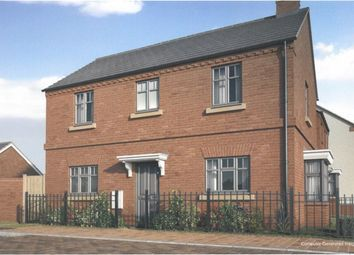 Thumbnail 3 bed detached house for sale in Plot 42, Moorland Glade, Hillmorton, Rugby