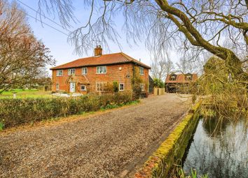 Thumbnail 3 bed detached house for sale in New Road, Rumburgh, Halesworth